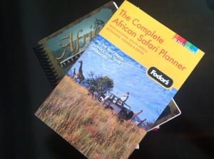 Africa Travel Books