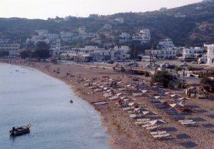 """""""Exemplary Beach at Batsi"""""""