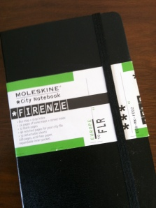 Moleskine City Notebook - Firenze