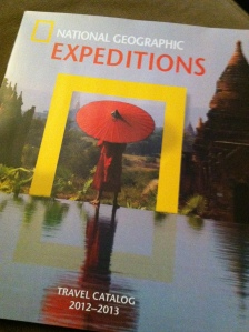 National Geographic Expeditions 2012-2013 Edition
