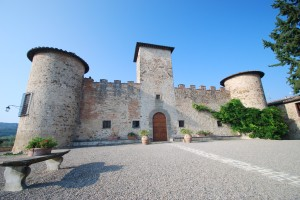 Castle Gabbiano was our home for two lovely nights on our 2011 trip to Italy.