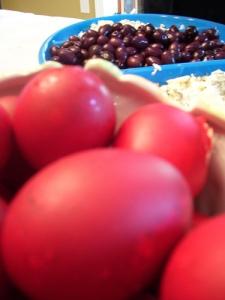 Easter Eggs, photo courtesy Ramblin Rose