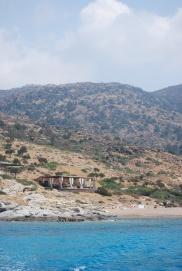 Nero Beach, Ios