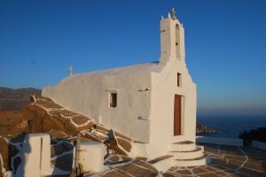 One of Ios' 365 churches.