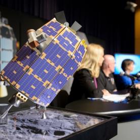 Photo Courtesy NASA HQ PHOTO