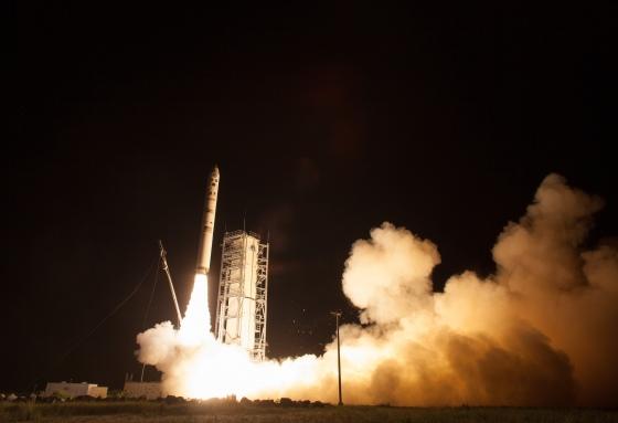 Photo Courtesy NASA HQ PHOTO.