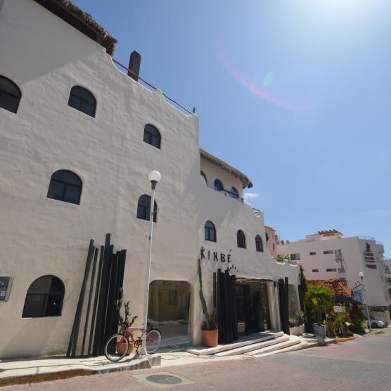 The Kinbe Hotel, Playa del Carmen