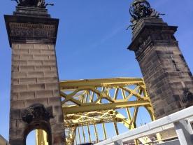 Pittsburgh's 16th Street Bridge