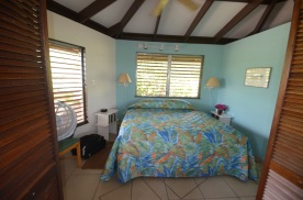 Our bedroom inside Tamarind, Guavaberry Spring Bay