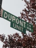 DuPont Circle Sign