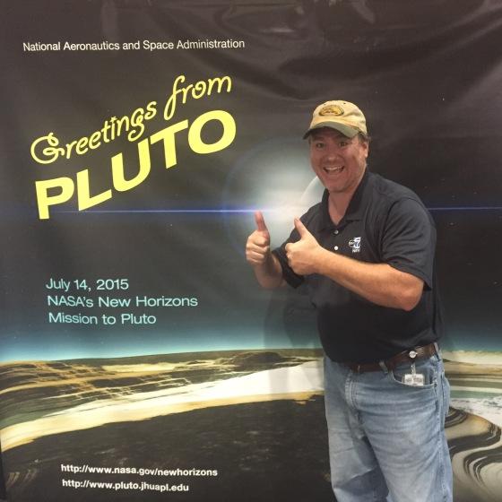 F-Yeah, Pluto