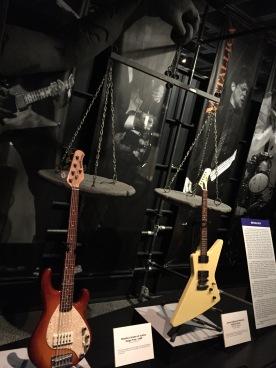 Metallica Display