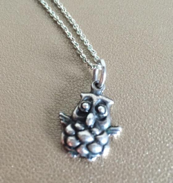 My chubby little owl.