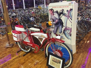 Pee Wee's Bike