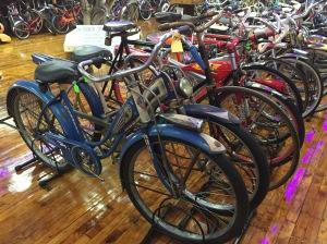 Yikes! Bikes! Bikes Everywhere!