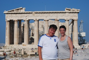 A Visit to The Parthenon in 2008.