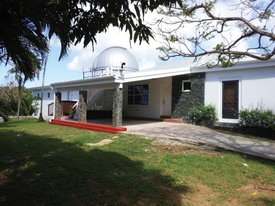 Etelman Observatory, St. Thomas, USVI
