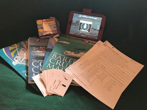 Sailing School Materials
