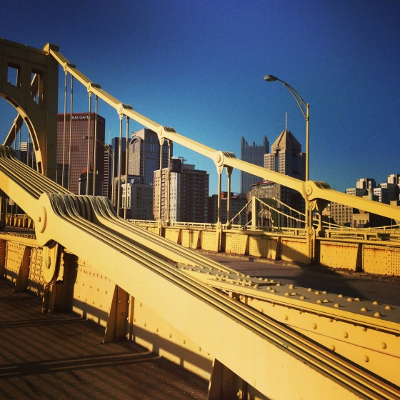 Rachel Carson Bridge, Pittsburgh