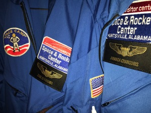 Space Camp flight suits