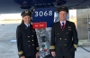 The Sky's the Limit for Married Delta Pilots