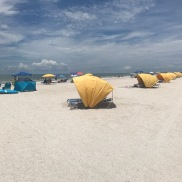 The long, wide St. Pete Beach